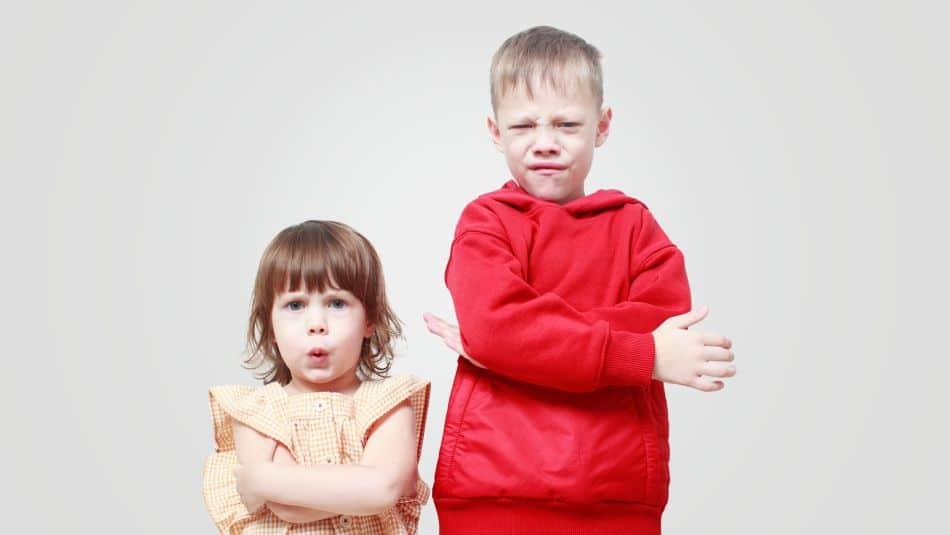disputes entre frères et sœurs