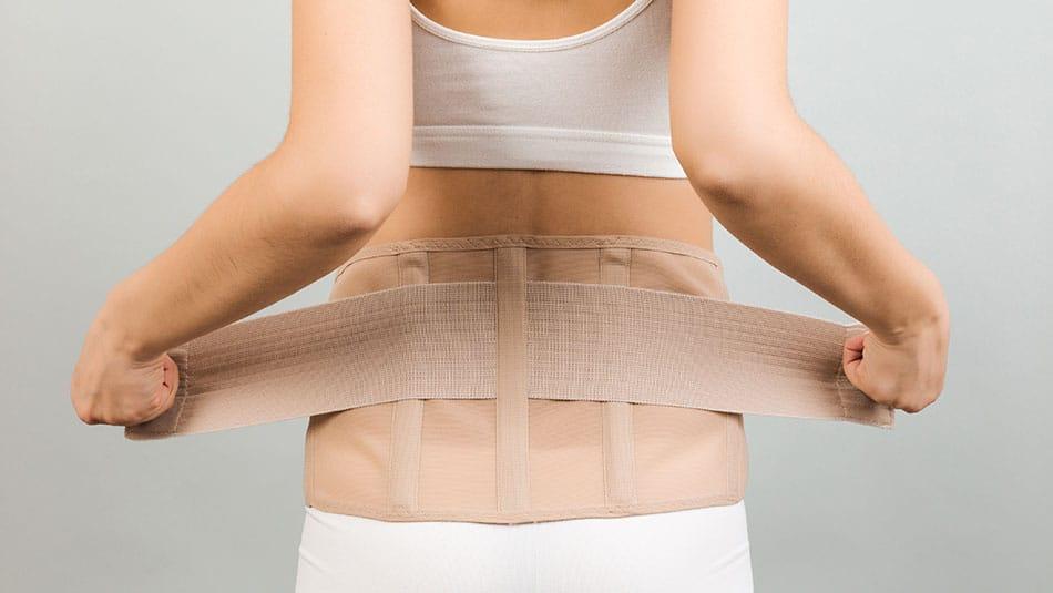 ceinture post-partum