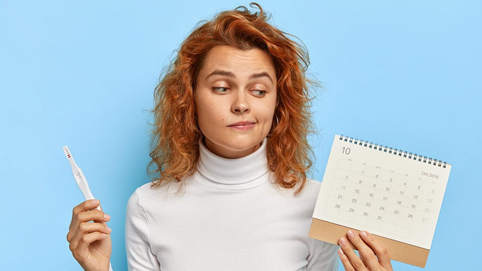 Calculer période d'ovulation